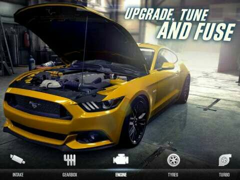 Tune and fuse car