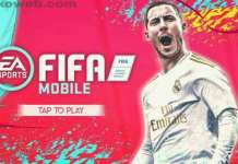 Download fifa 20 Mobile apk