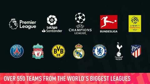 Fifa 20 Mobile leagues