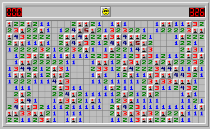 Minesweeper best classic games