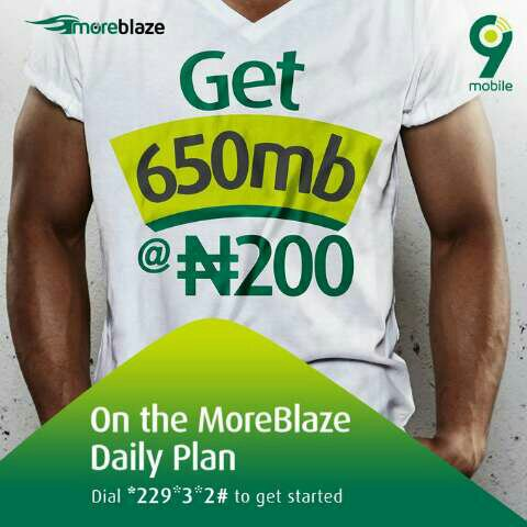 9Mobile n200 for 650MB