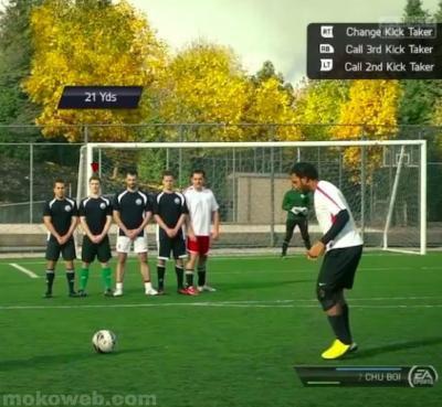 Fifa20 PPSSPP training