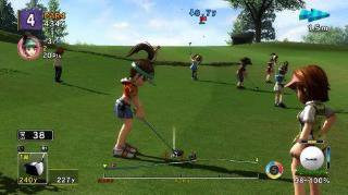 hot shot golf - open tee 2