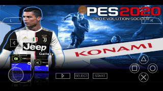 PES 2020 psp best ppsspp game
