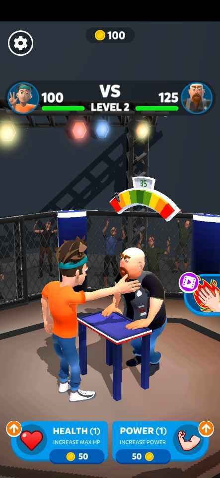 Download slap Kings Apk