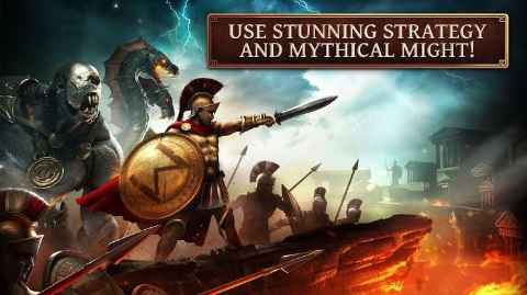Age of sparta game