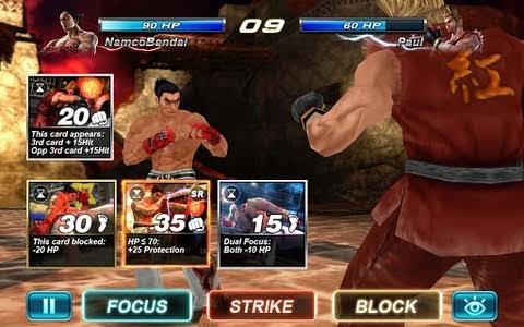 Tekken card game