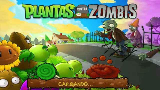 Plants vs zombie strategy game