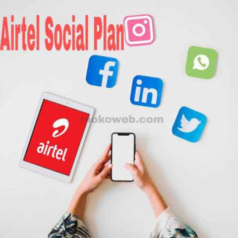 Airtel social plans