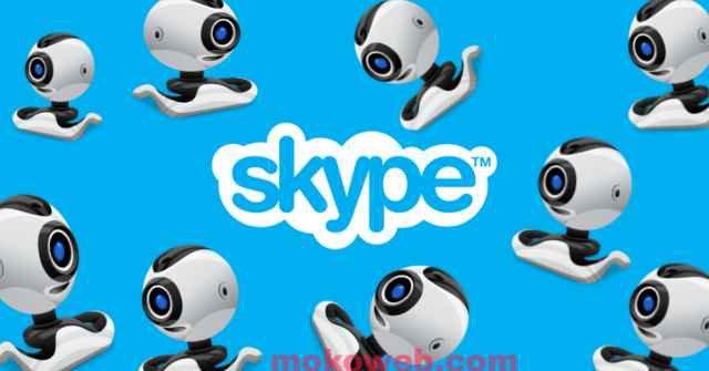 Fix skype webcam not working