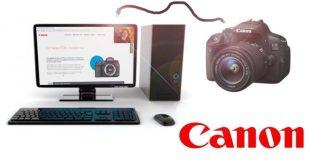 use canon camera as webcam