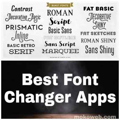 Best font apps