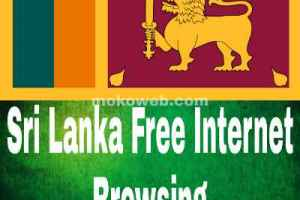 Sri Lanka free internet