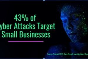 cyber attack target businesses