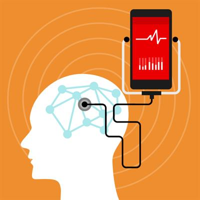 technology helps with mental health