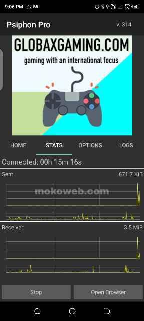 MTN free Browsing cheat psiphon pro