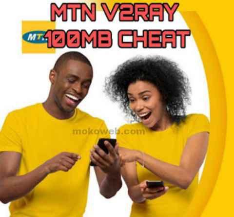 V2RayNG MTN 100mb free Browsing