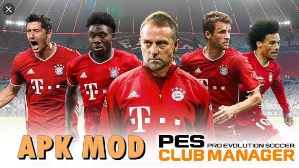 PES Club Manager Mod