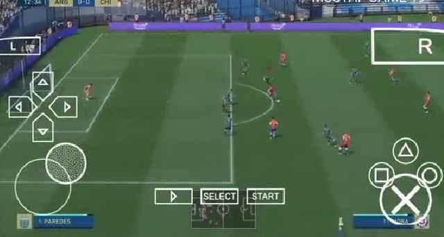 FIFA 22 iso gameplay