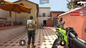 counter attack shooter game for android