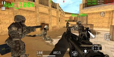 squad strike shooting game