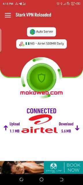 Airtel 500mb free browsing cheat