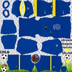 Chelsea GK away kit dls 22