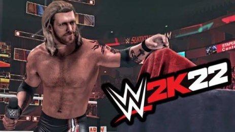 WWE 2k22 PSP
