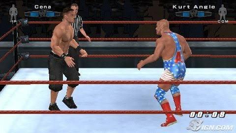 WWE SmackDown! vs. RAW 2006 psp