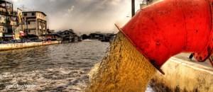 Efectos del agua residual no tratada en cuerpos de agua