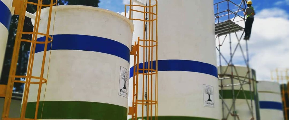 planta de traatamiento de agua residual