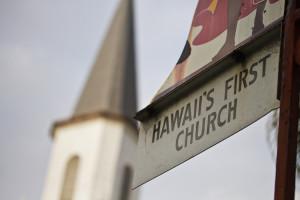 Hawaii's 1st Christian Church