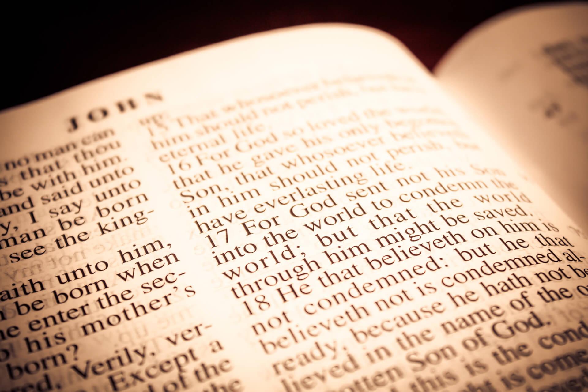 Scripture of the Week