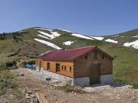 平標山の家と平標山