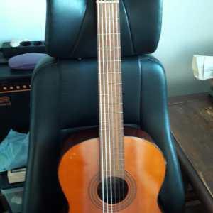 Goya (Martin) model 65 spanish guitar 80's Japan