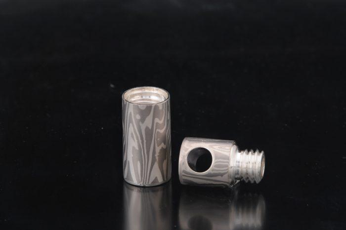 hollow cylinder pendant