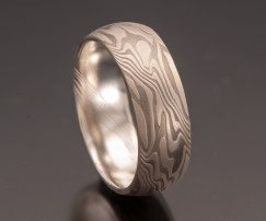 SHIBUICHI 8MM WEDDING BAND