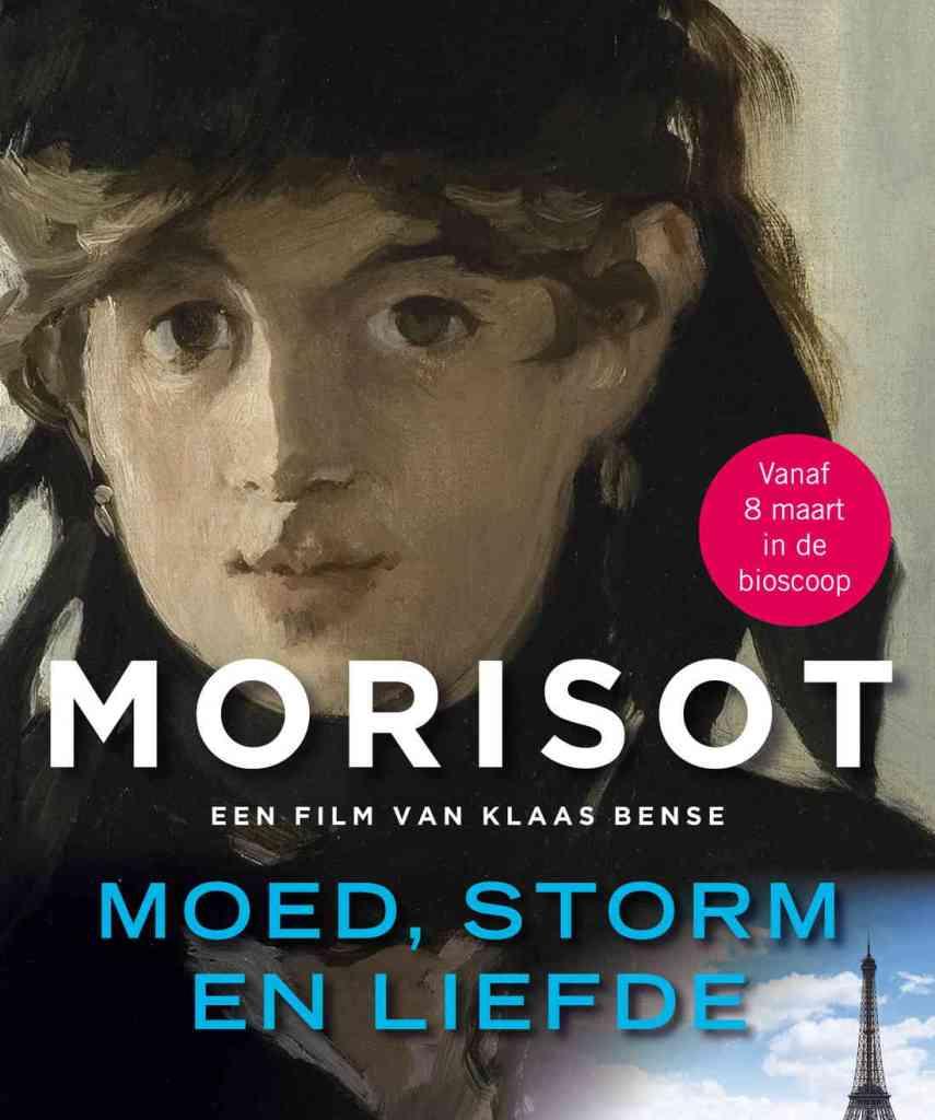Berthe Morisot - Moed, storm en liefde