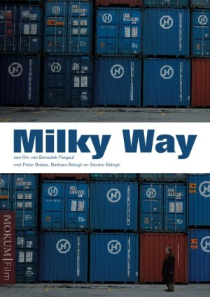 Milky Way (Téjut) - dvd
