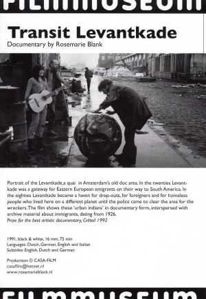 dvd Transit Levantkade en De Mieren