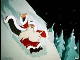 Новогодние песни - Дед Мороз