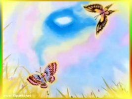 Песенка бабочек - Веснянка