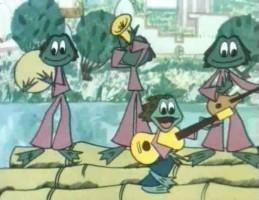Детские песни - Квартет ква-ква
