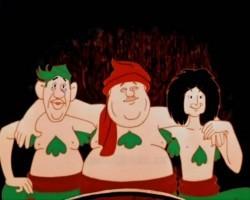 Песни из мультфильмов - Бяки-буки
