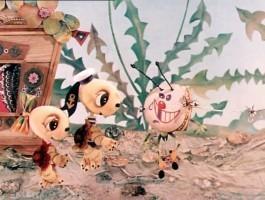 Песня из мультфильма - Барабанозвери
