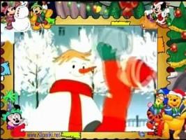 Новогодние песни - Зима-зима