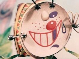 Танец барабаназверя - детские клипы