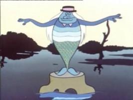 Детские клипы - Песня водяного