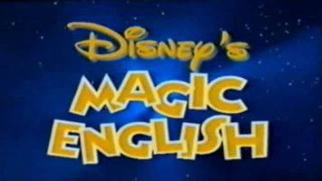 Disney Magic English - Count
