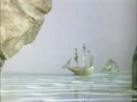 Текст песни - Жил отважный капитан